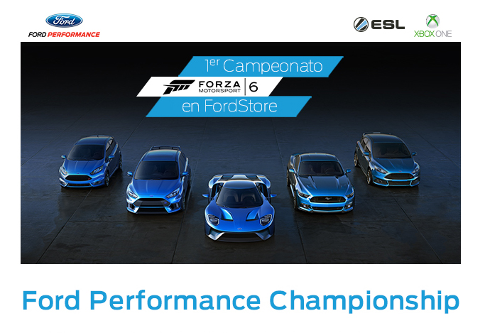 Ford Performance championships